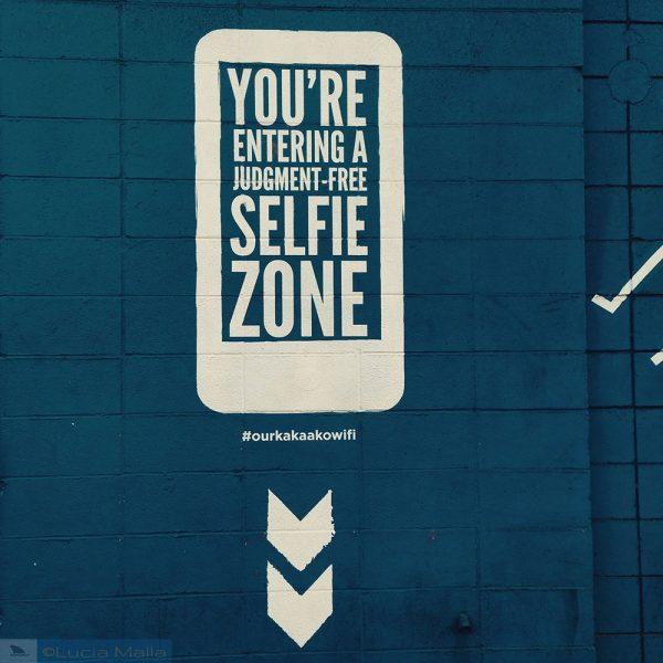 Kaka'ako - Judgement-free selfie zone
