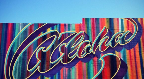 Kaka'ako – O bairro da arte urbana em Honolulu