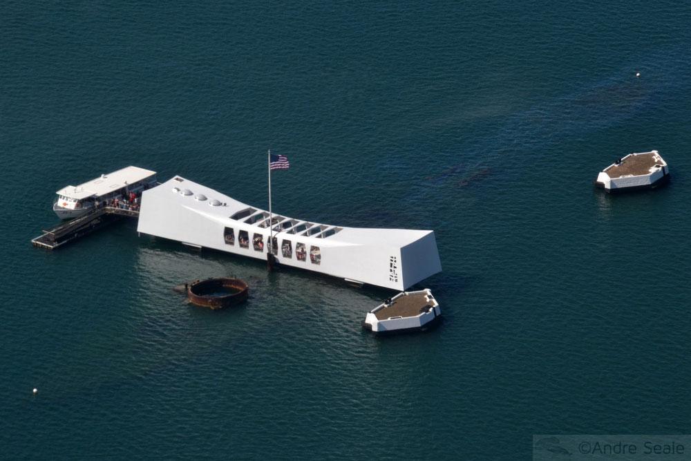 Memorial Arizona - Pearl Harbor