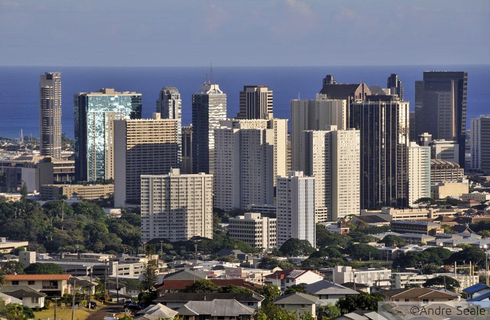 O que é o Havaí? - Honolulu