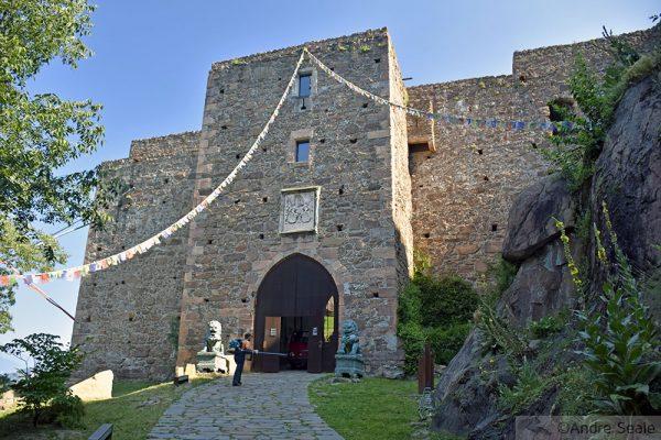 Entrada - Messner Mountain Museum