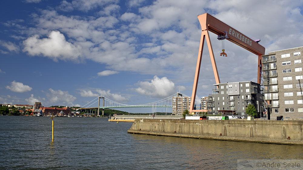 Eriksberg - Gotemburgo - Suécia