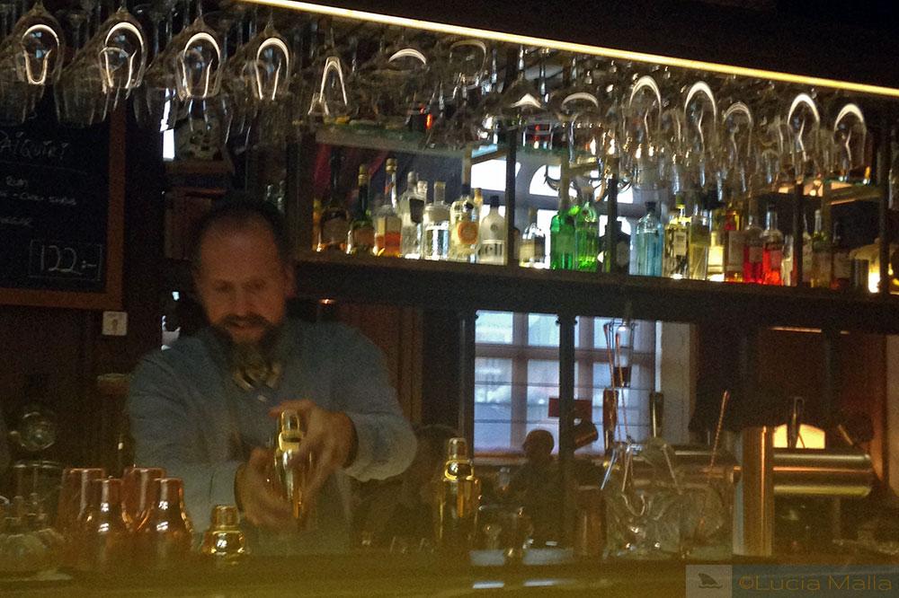Dosa Ivanov - Melhor bartender do mundo