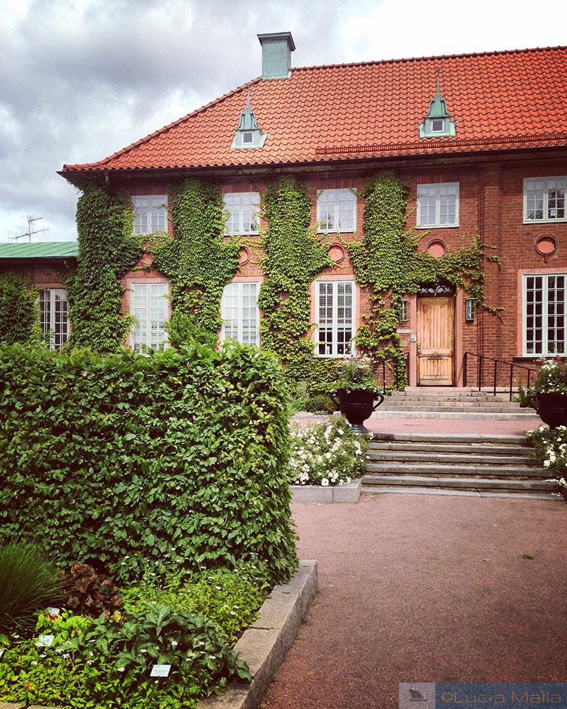 Jardim Botânico de Gotemburgo - Suécia