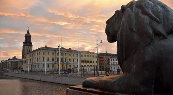 5 dias (de fika) em Gotemburgo, Suécia