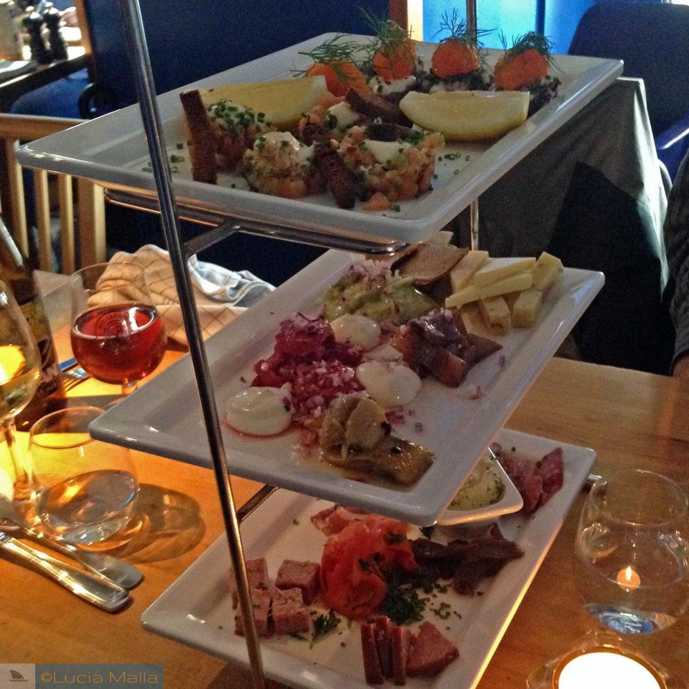 Restaurante Smaka - Comida sueca