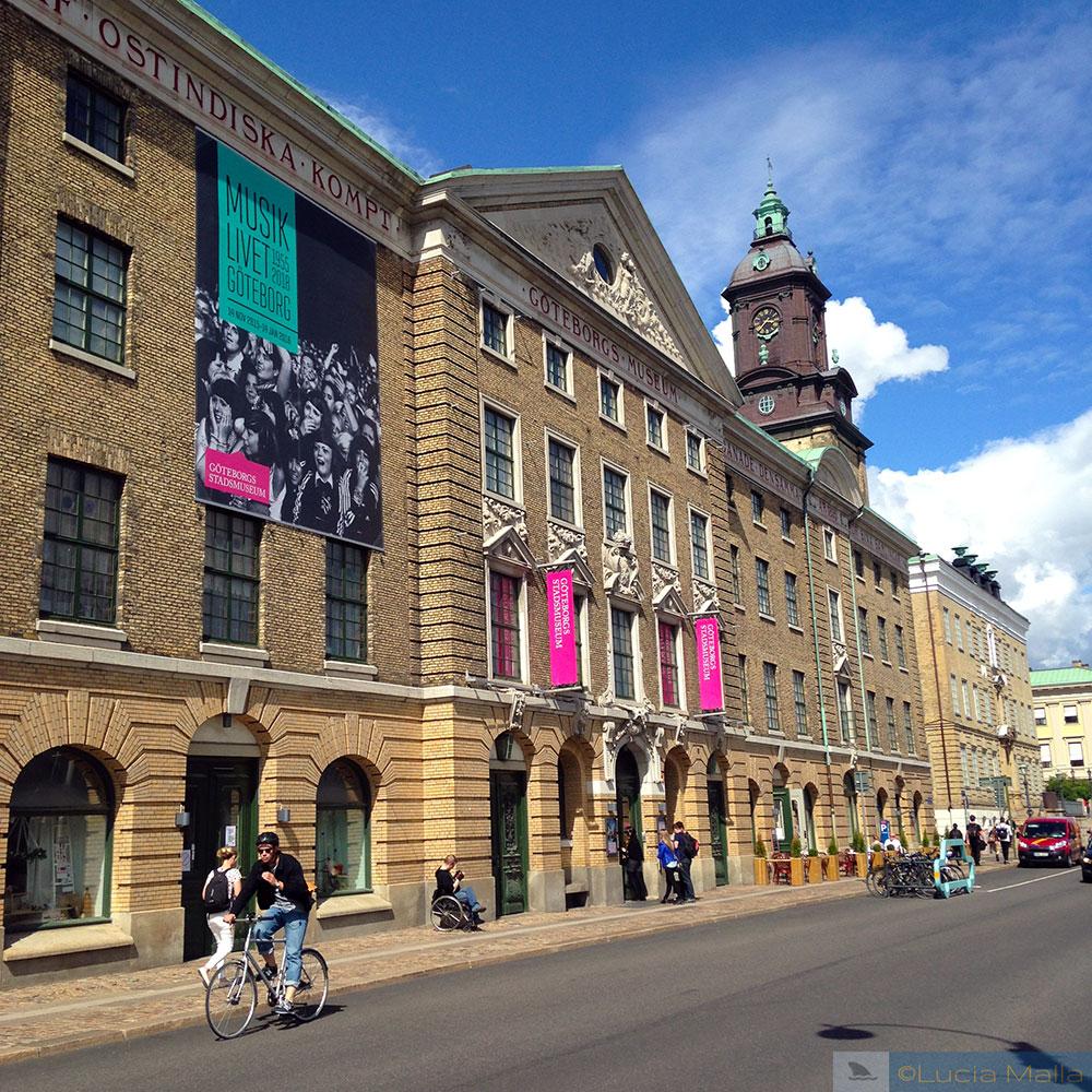 Museu de Gotemburgo - Suécia