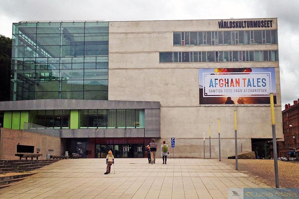Museu da Cultura Mundial - Roteiro em Gotemburgo - Suécia