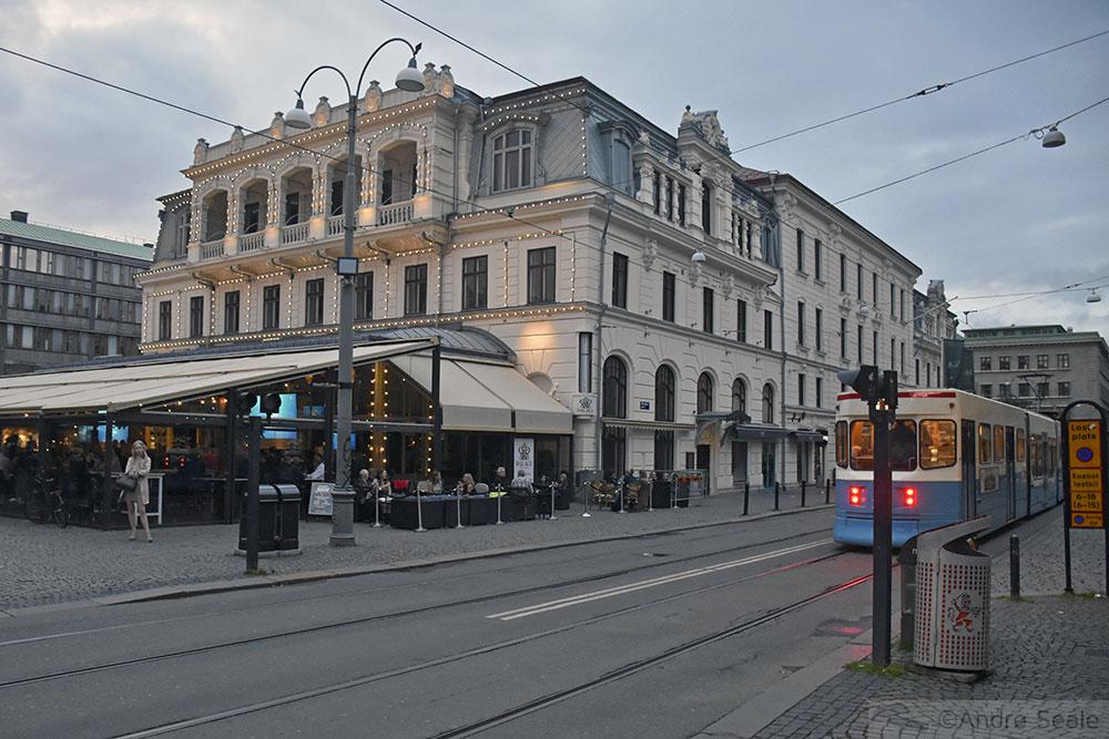 Centro de Gotemburgo - Roteiro na Suécia