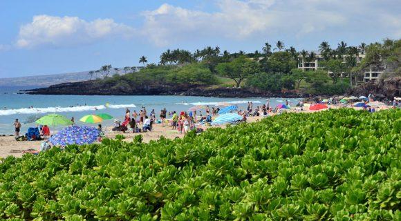 Praias de Hapuna e Kapalua Bay entre as top 10 dos EUA