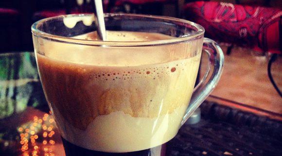 Egg coffee – um café diferente em Hanoi