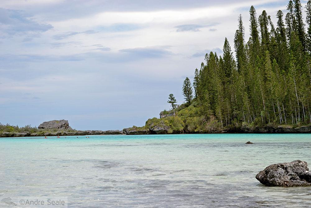 Île des Pins - a ilha mais bonita do mundo - Aquário Natural da Baía D'Oro