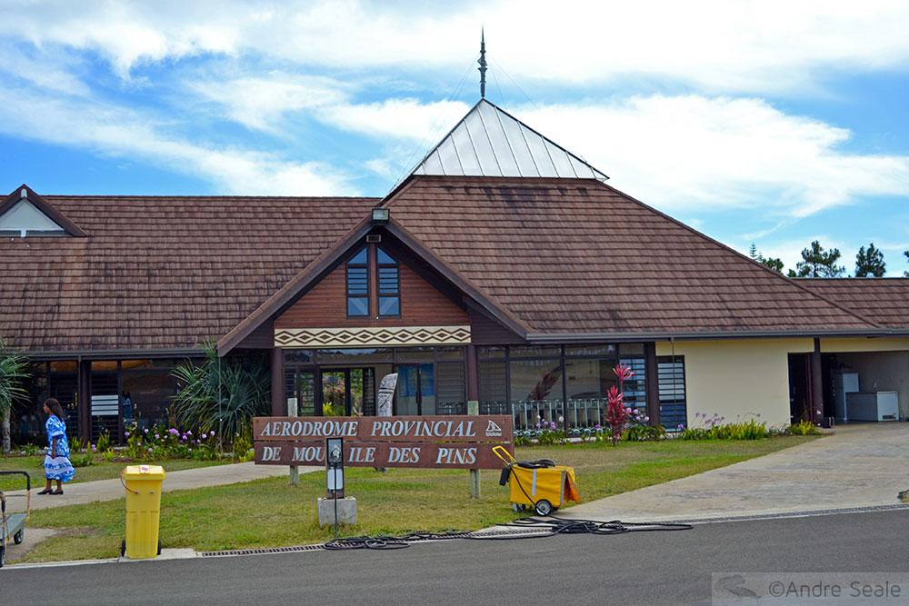 Aeroporto da Ile des Pins - Isle of Pines - Nova Caledônia