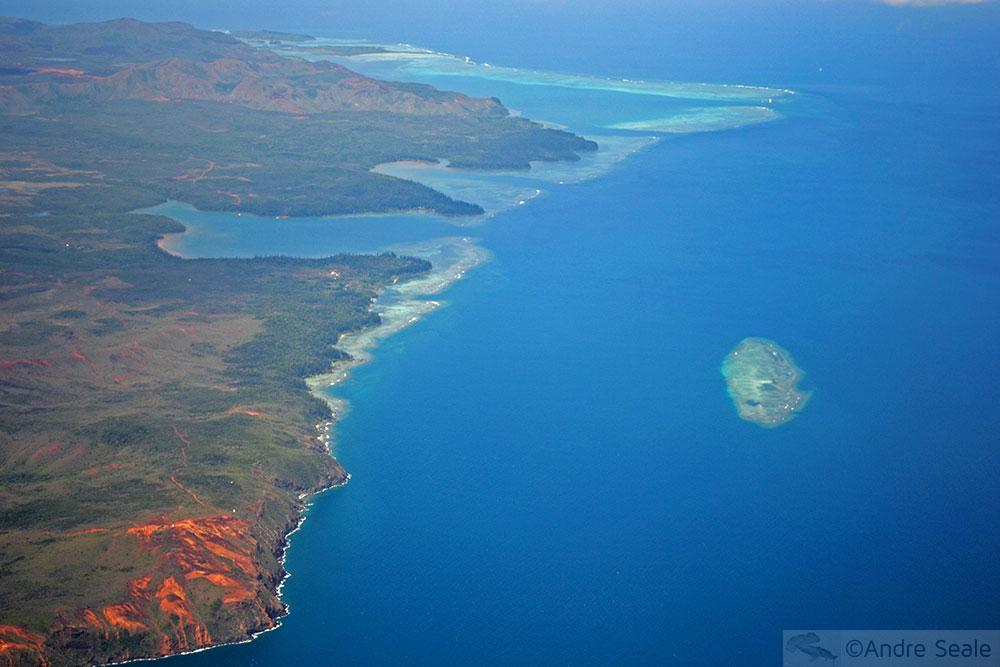 Île des Pins - a ilha mais bonita do mundo - costa do Níquel