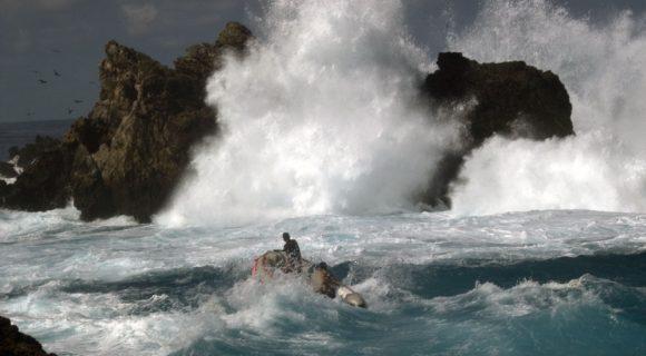 Sexta Sub: Águas turbulentas
