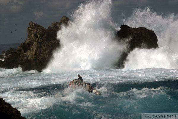 Águas turbulentas