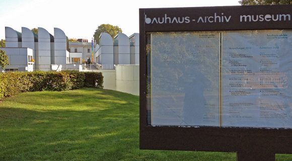 Meu favorito Bauhaus-Archiv