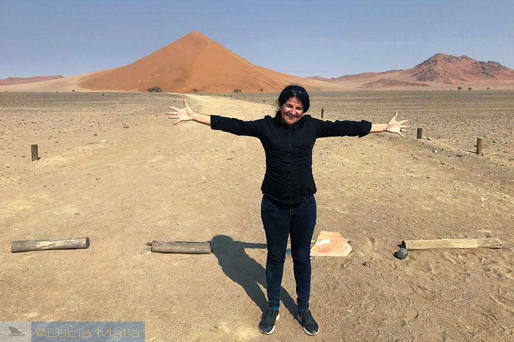 Minha viagem dos sonhos - Namíbia