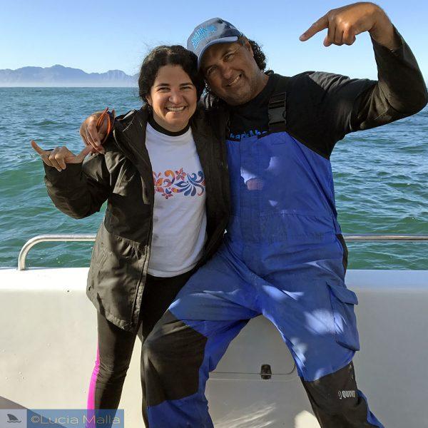 Guias de viagem - Cape Town sharks