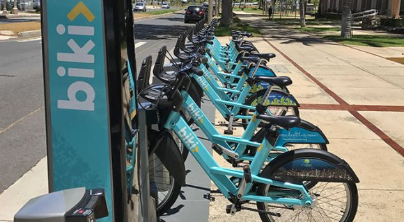 Biki – Como usar o sistema de bike share de Honolulu