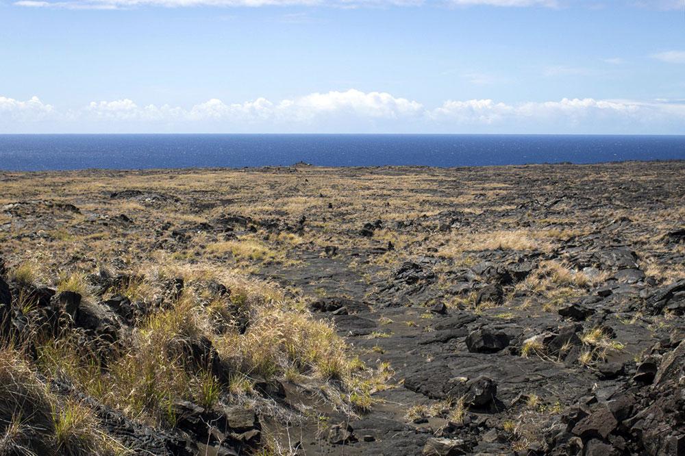 Trilha de Ka'aha - Parque Nacional dos Vulcões - Havaí
