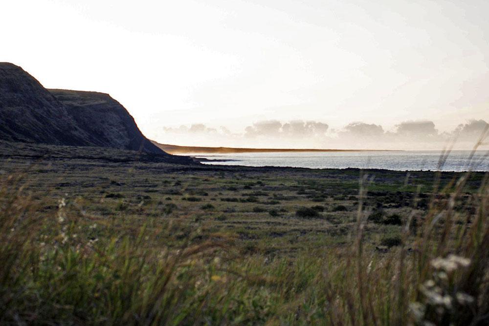 Halape - amanhecer