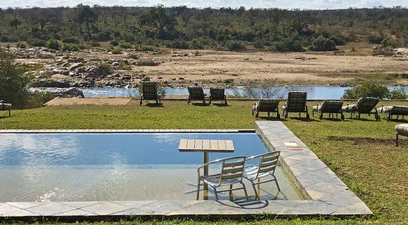 Como escolhi um hotel de safari no Kruger