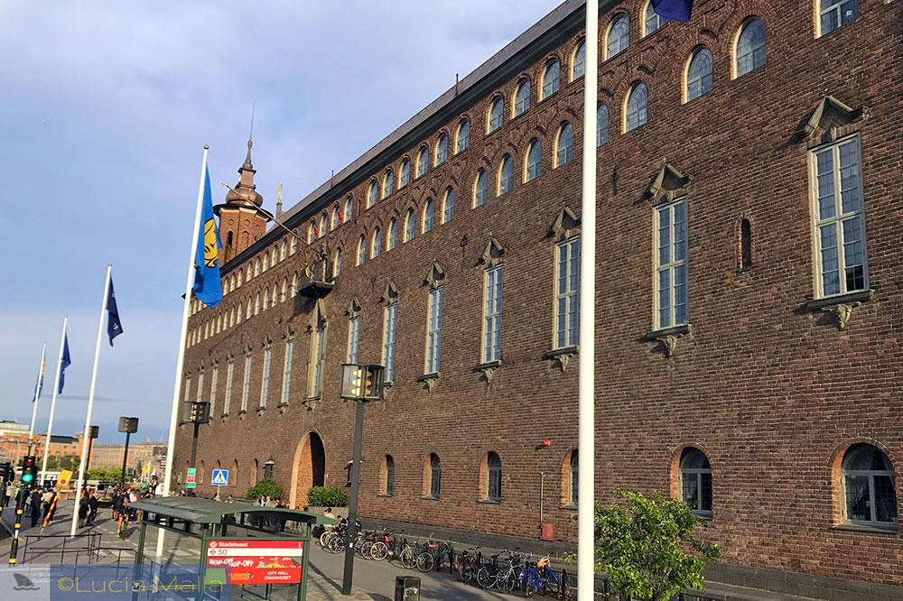 Prefeitura de Estocolmo - Suécia