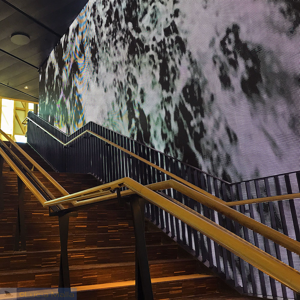 Escadaria do Aula Medica - Estocolmo