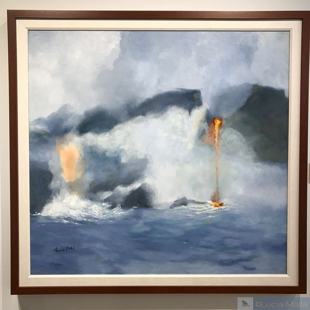 Visita ao Hawaii State Art Museum