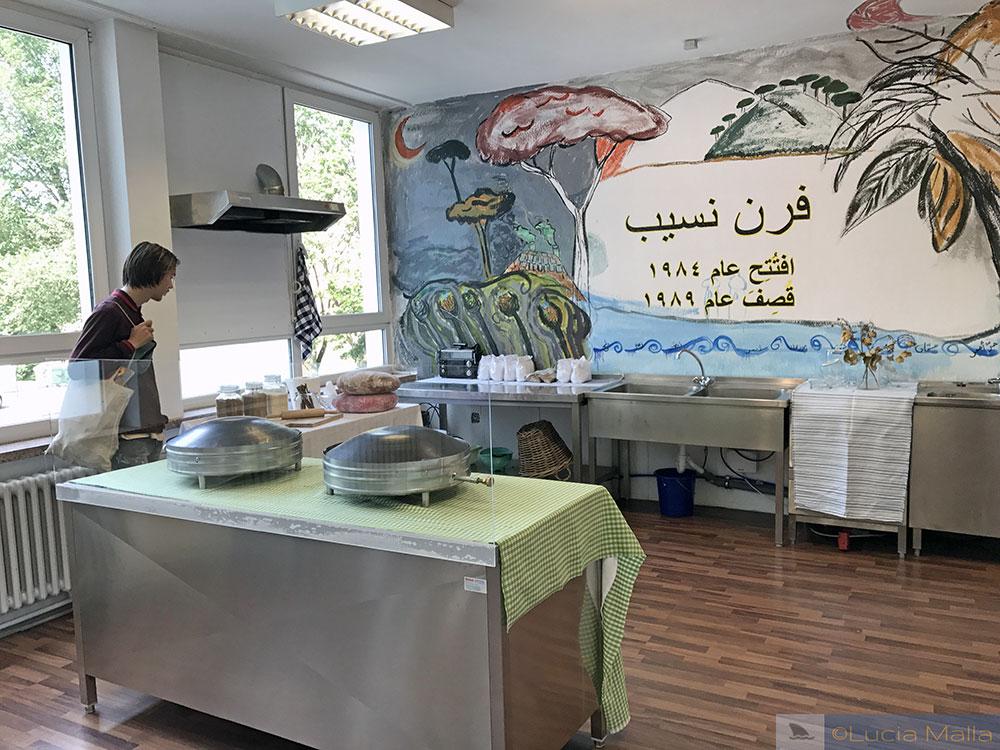 """""""Nassib's Bakery"""" - Mounira Al Sohl - Documenta de Kassel"""