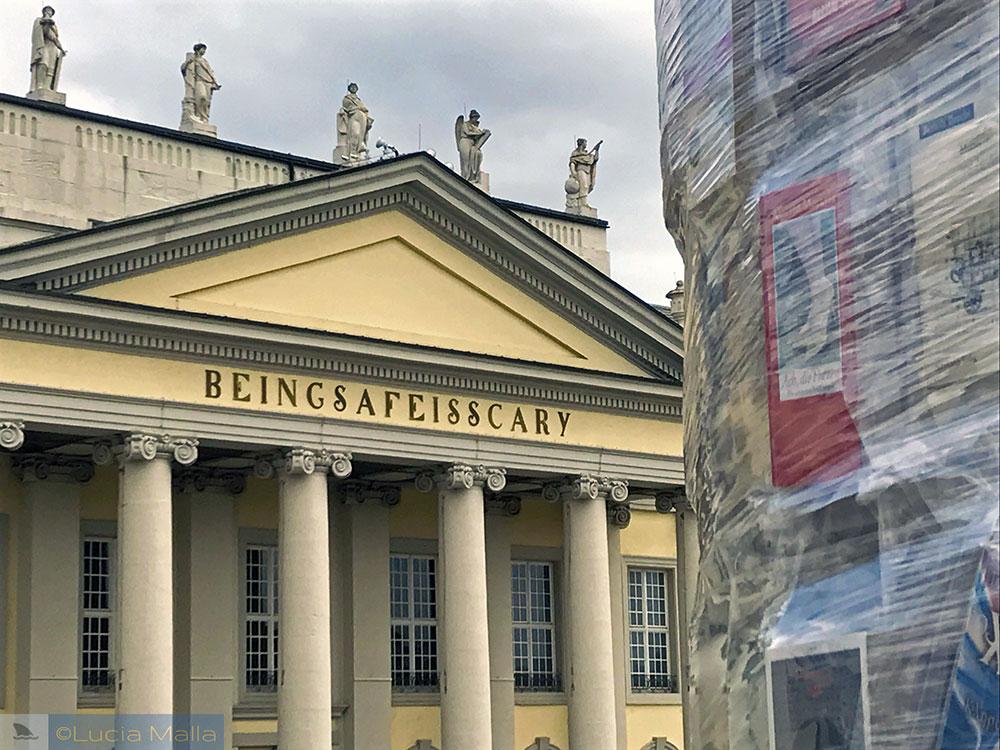 """""""Beingsafeisscary"""" - Banu Cennetoglu - Documenta de Kassel - exposição de arte contemporânea na Alemanha"""