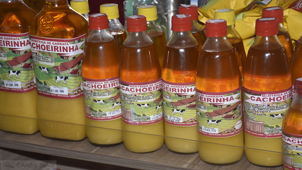 Manteiga de garrafa - Sergipe