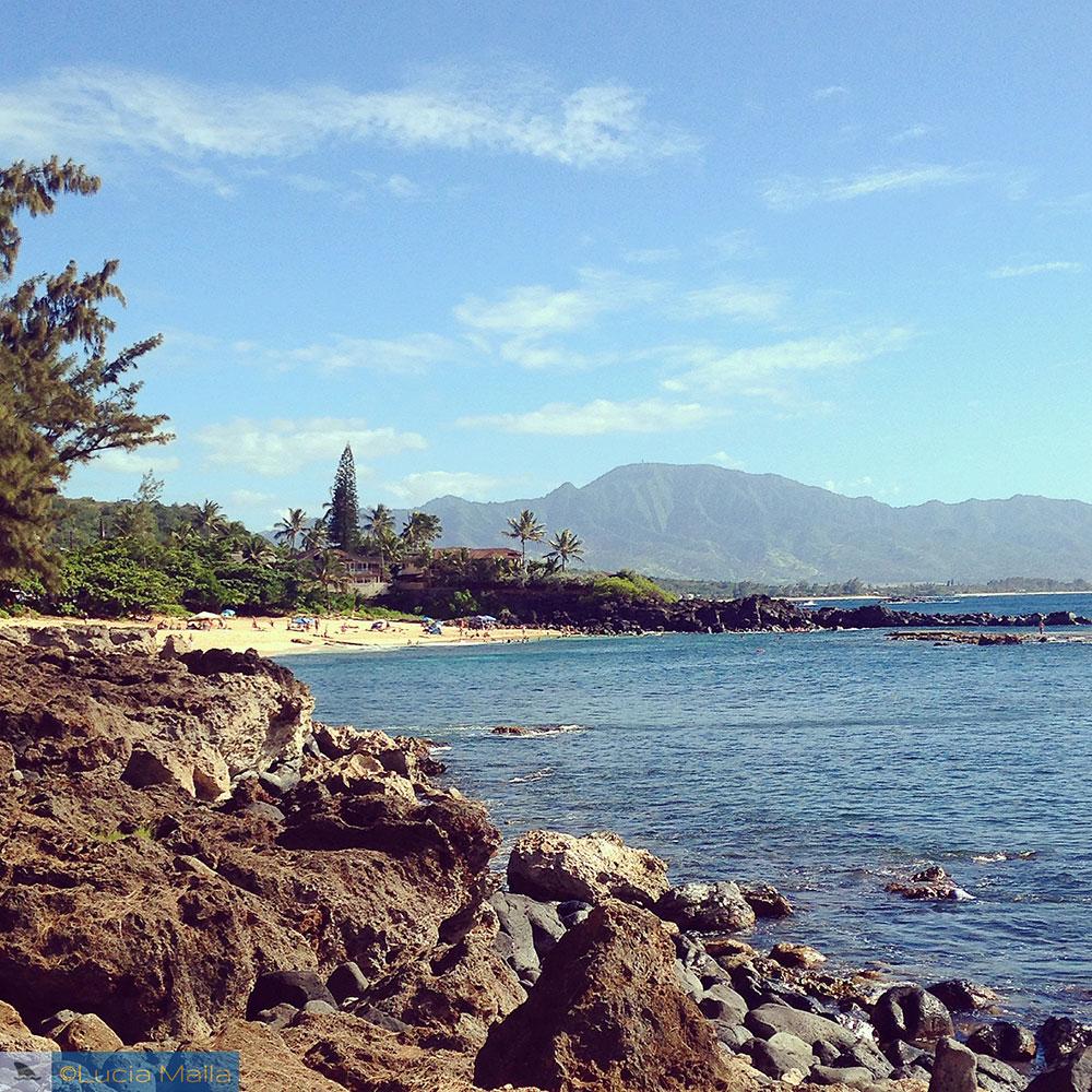 Three Tables - North Shore de Oahu