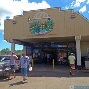 Supermercado em Haleiwa