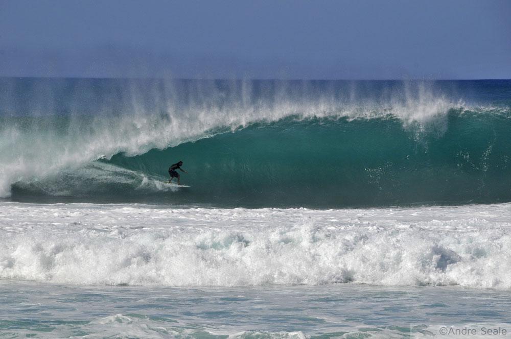 Tubo perfeito - Pipeline - Havaí