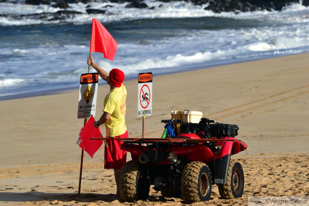 Salva-vidas - North Shore - Oahu