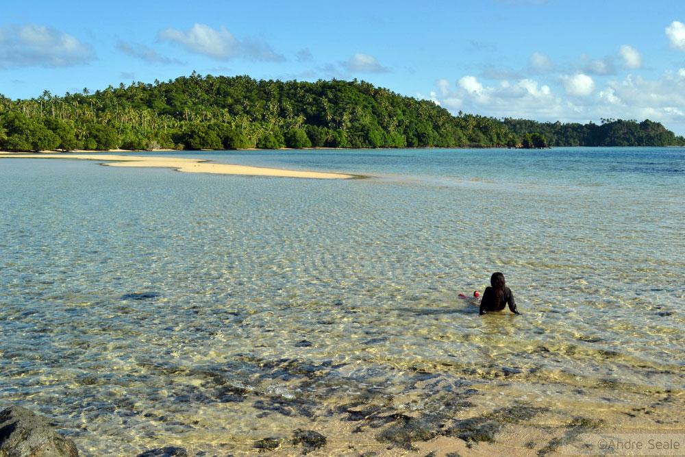 Ilha de St. Christophe - Wallis Island