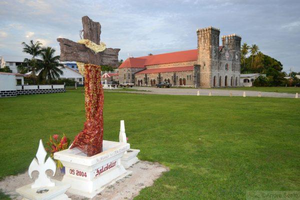 Catedral de Mata Utu