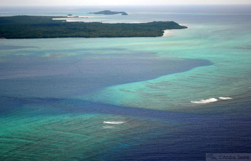 Barreira de corais de Wallis Island