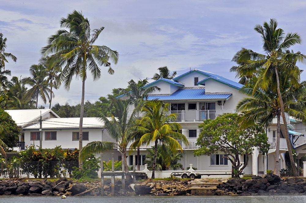 Hotel Moana Hou - Wallis Island - Wallis & Futuna