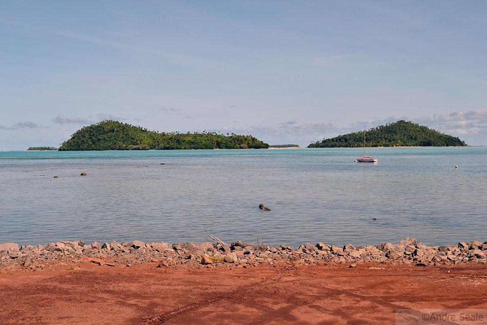 Ilhas em Uvea - Wallis & Futuna