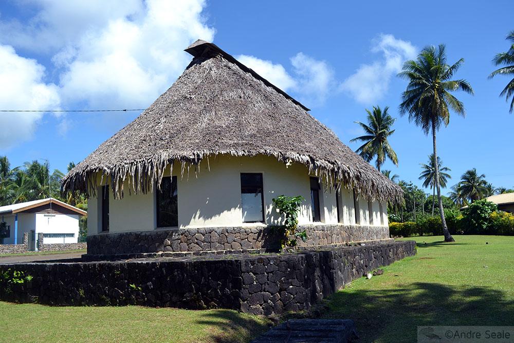 Administração do governo federal de Wallis & Futuna em Mata utu