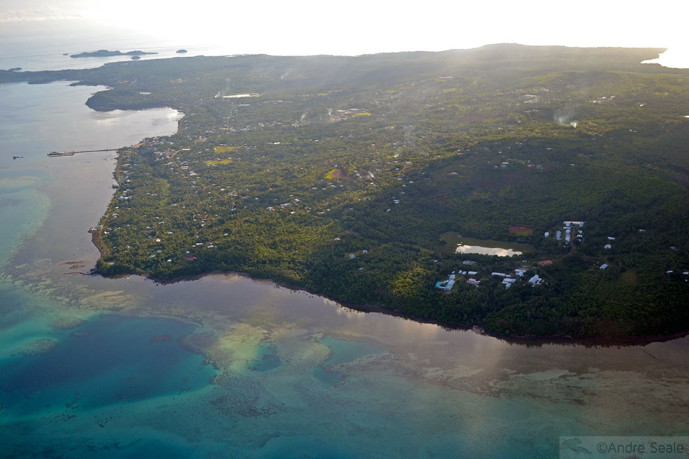 Na curiosa Wallis & Futuna - observações finais