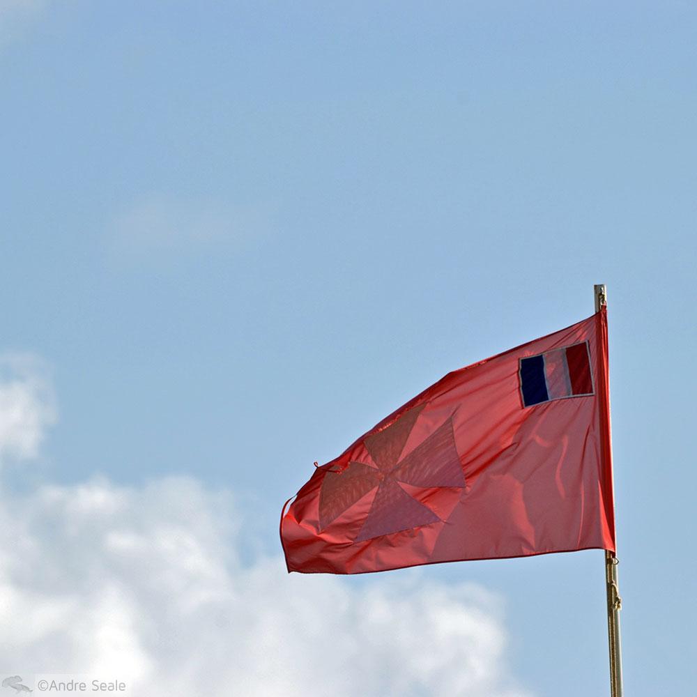 Bandeira de Wallis e Futuna