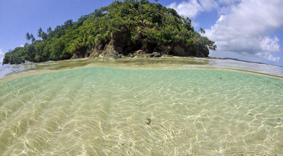 Sexta Sub: Parte 6 – snorkel em Nukuatea, Wallis & Futuna