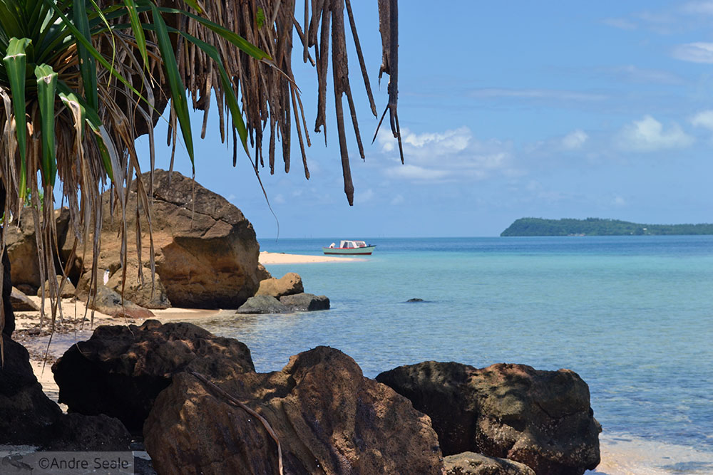 Praia em Wallis Island - Wallis & Futuna