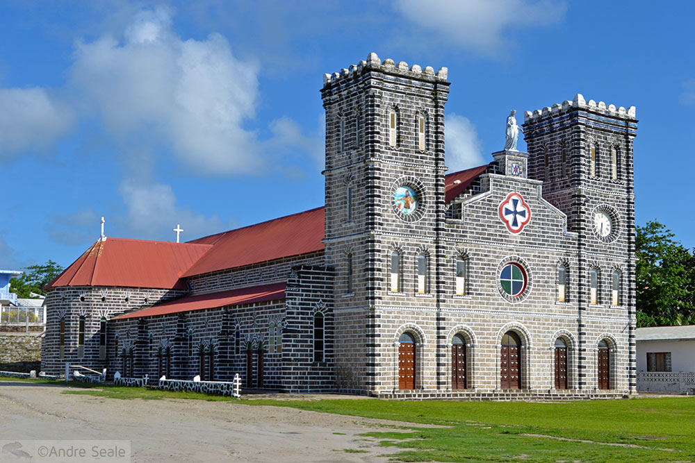 Igrejas de Wallis - Catedral de Nossa Senhora de Assunção