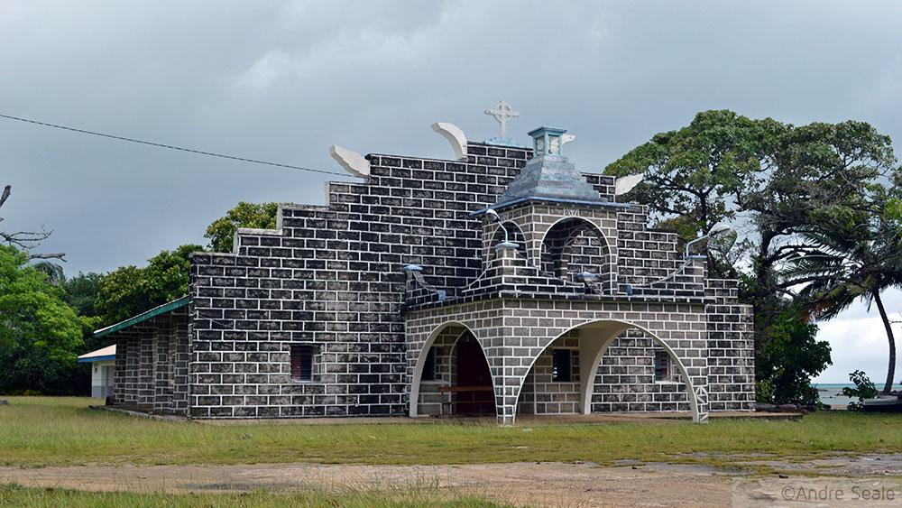 Igreja de São Pedro e São Paulo - Wallis e Futuna