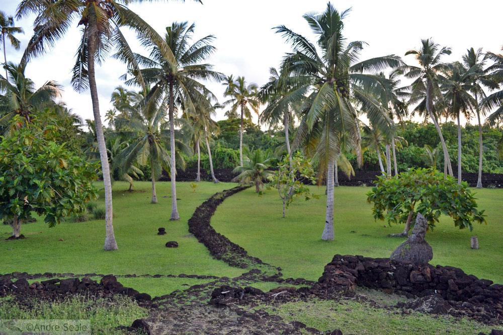 Fortaleza Tongana - Wallis & Futuna